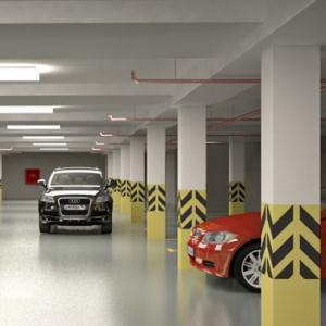 Автостоянки, паркинги Светлого Яра