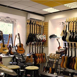 Музыкальные магазины Светлого Яра